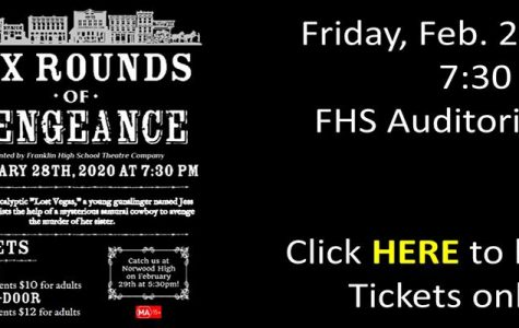 Six Rounds of Vengeance will be performed this Friday evening