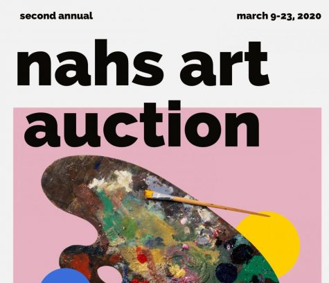 NAHS Art Auction 2020