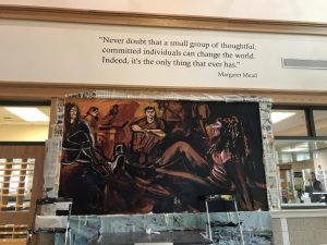 Student Mural Unveiled at FHS