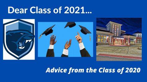 Dear Class of 2021