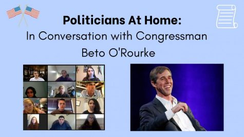 Politicians At Home: In Conversation with Beto O