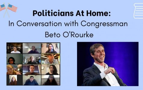 Politicians At Home: In Conversation with Beto O'Rouroke