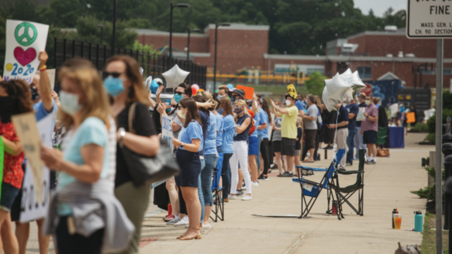 The Graduation Parade: Reflecting and Looking Forward