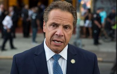Andrew Cuomo, the 56th governor of New York.