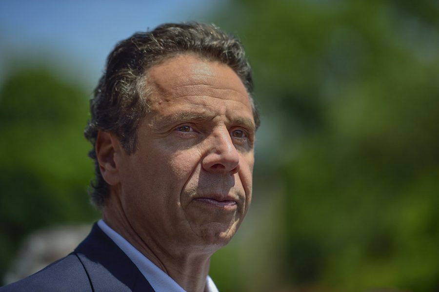 An+image+of+Andrew+Cuomo%2C+the+56th+Governor+of+New+York+currently+being+accused+of+sexual+harassment.