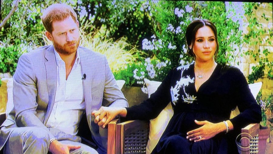 Prince+Harry+and+Meghan+Markle+had+their+interview+with+Oprah+Winfrey+in+Santa+Barbara+County%2C+California+at+the+home+of+an+anonymous+friend+of+Winfrey%27s.