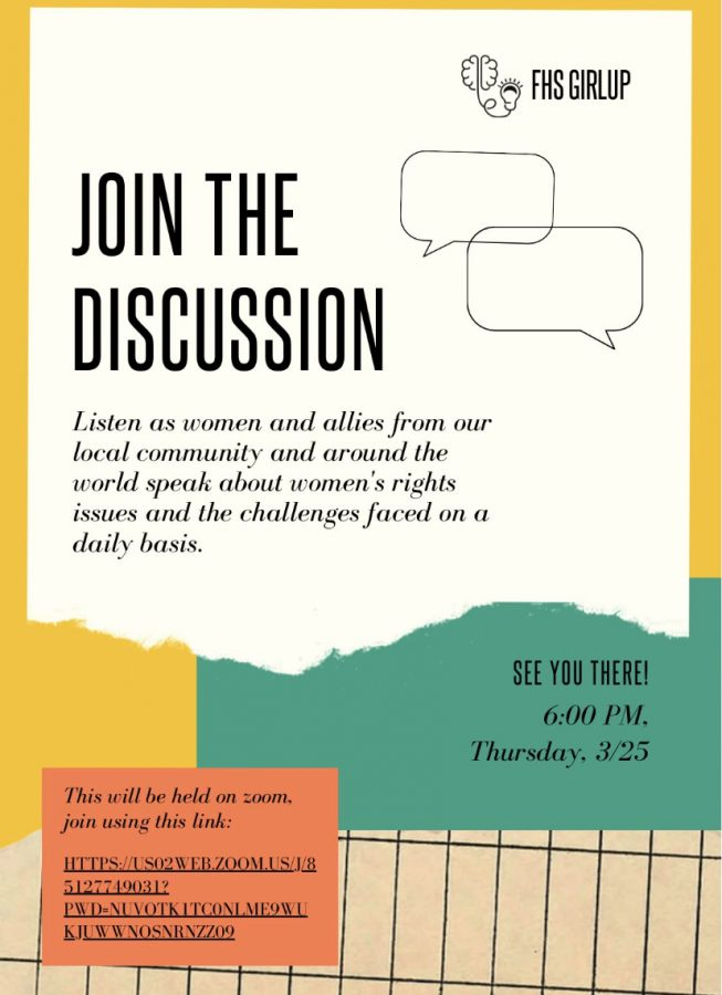 Girl Up has joined in the discussion of important issues facing women around the globe.