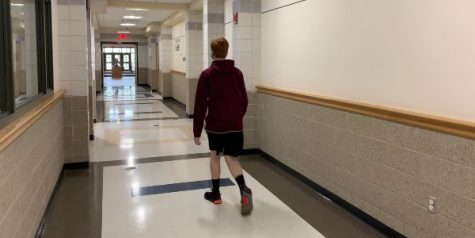Remote students at FHS return to the building full time after almost a year of being at home.