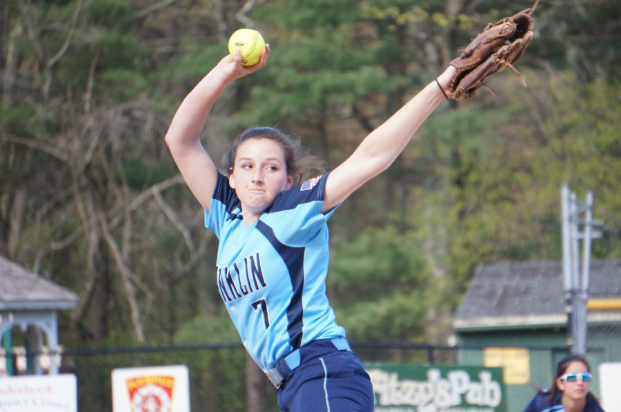 The Franklin Softball team is preparing for their return to action.