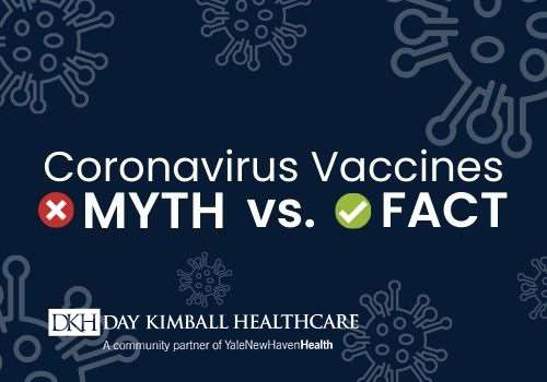 Do you need more information on the Covid-19 vaccine? Photo via Day Kimball Healthcare under the Creative Commons license