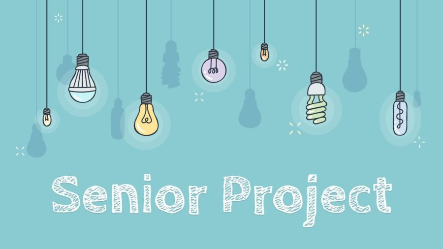 Seniors have the opportunity to pursue an internship in lieu of their Quarter 4 classes.