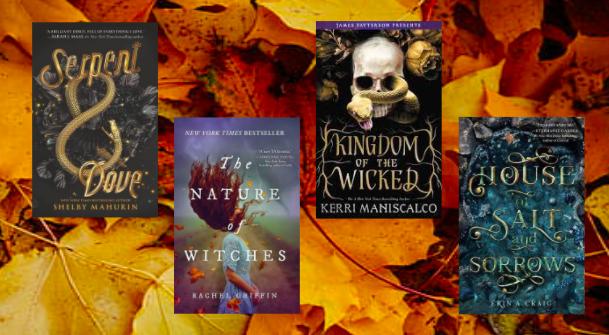 Four amazing books!