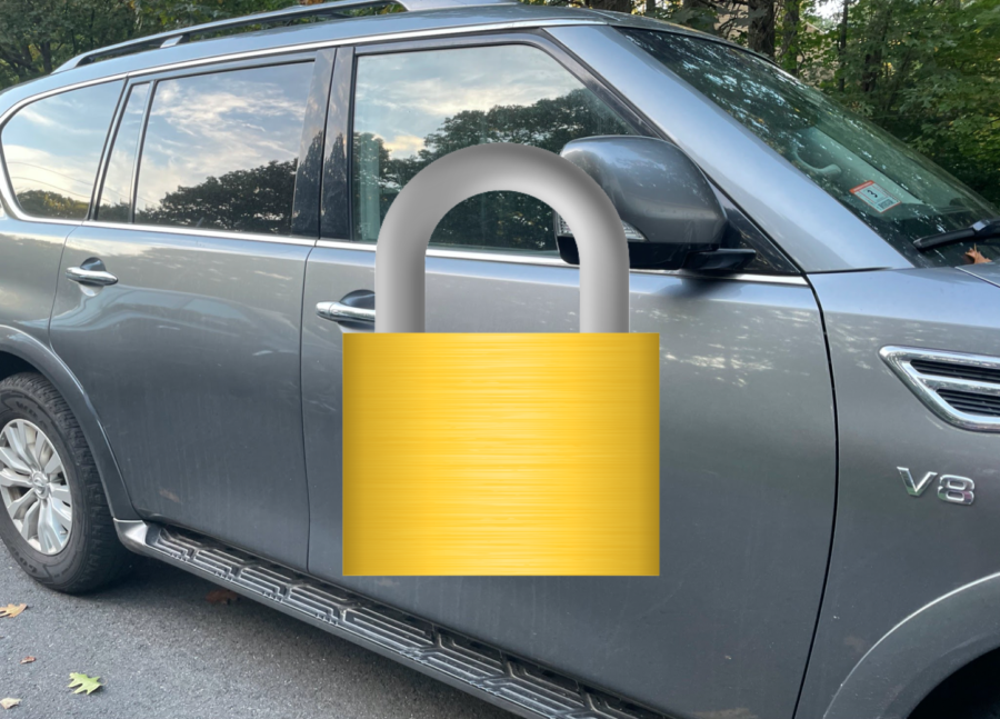 To be on the safe side, remember to lock your house and car doors.