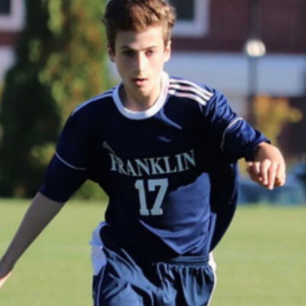 Pictured above is Sean competing for a spot on the FHS soccer team.